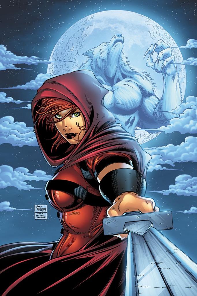 Scarlet Huntress C2E2 Exclusive